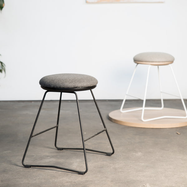 HS450 soft top stool