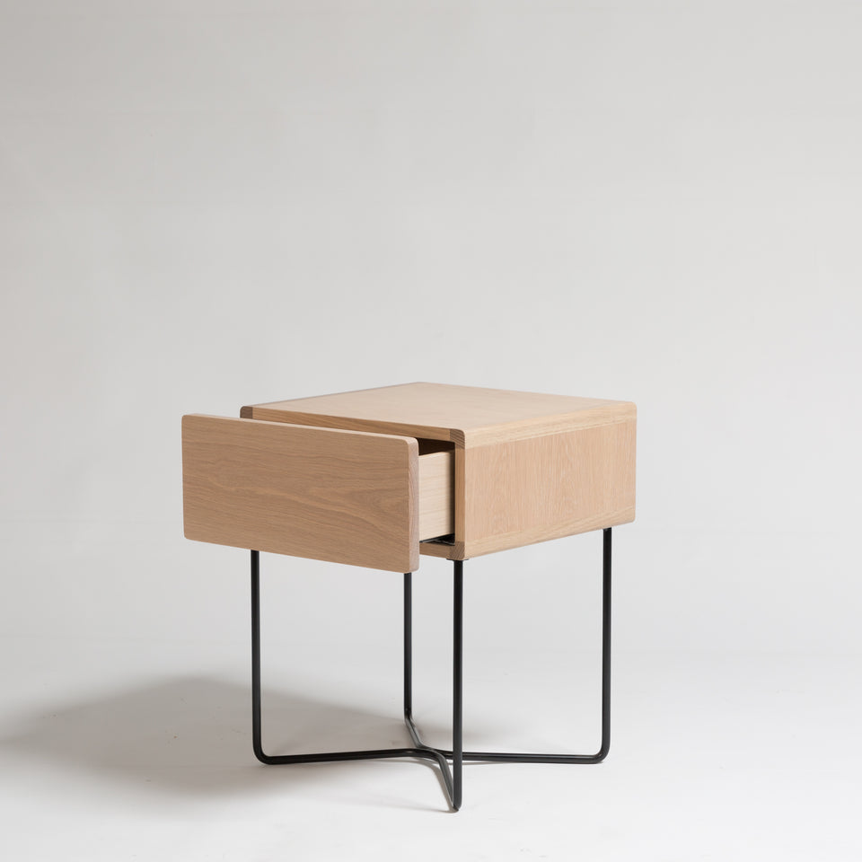ST500 bed side table - Hunt Furniture