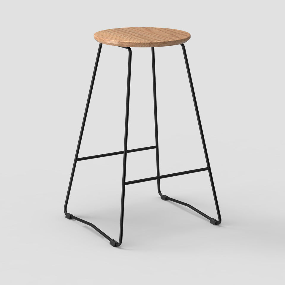 HS650 stool - Hunt Furniture