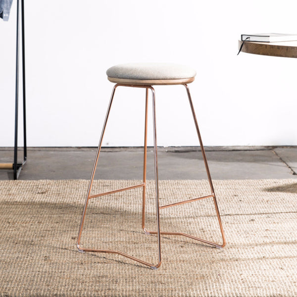 HS650 soft top stool
