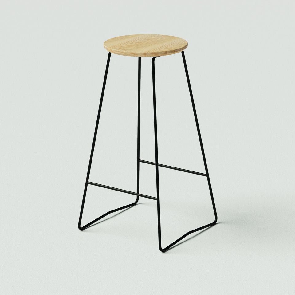 HS750 stool - Hunt Furniture