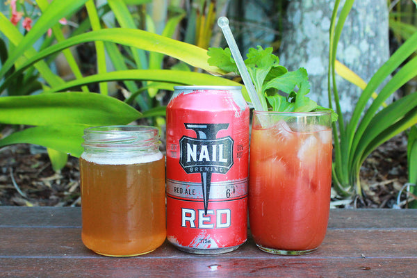 NAIL BREWING RED