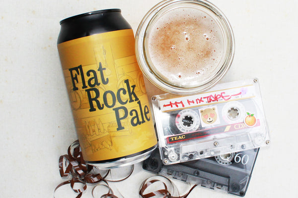 FLAT ROCK BREW CAFE PALE