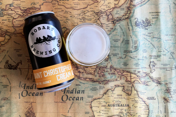 HOBART BREWING CO. SAINT CHRISTOPHER