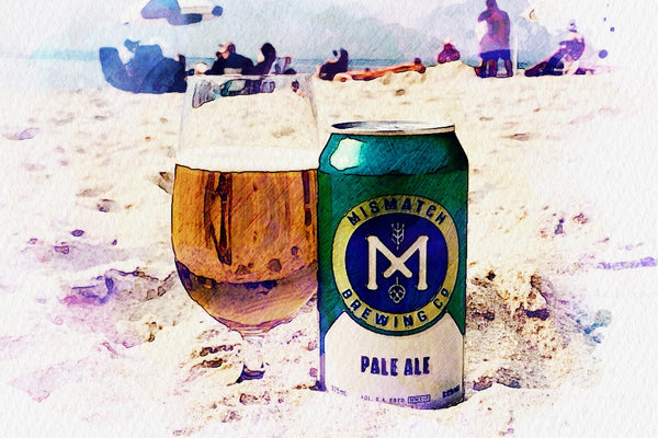 MISMATCH BREWING CO PALE