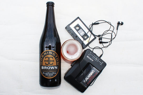 MORNINGTON PENINSULA BREWERY BROWN