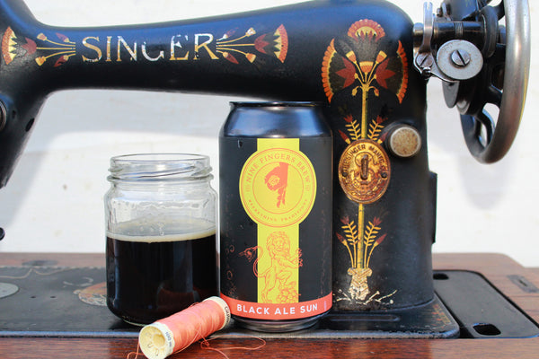 NINE FINGERS BREW BLACK ALE SUN