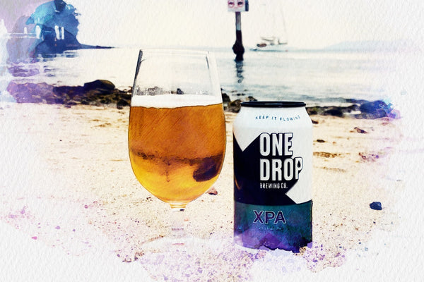 ONE DROP BREWING CO XPA