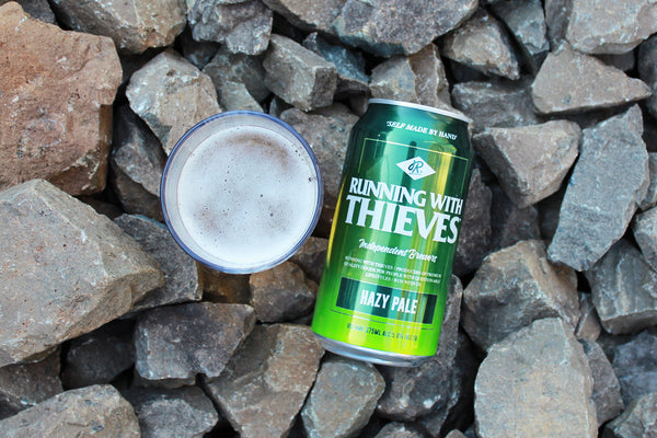 RUNNING WITH THIEVES HAZY PALE
