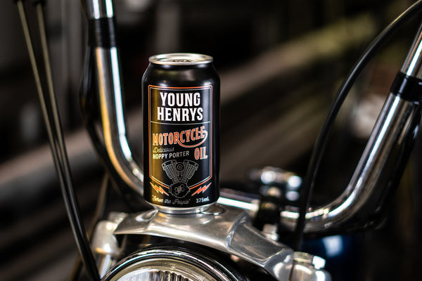 YOUNG HENRYS MOTORCYCLE OIL