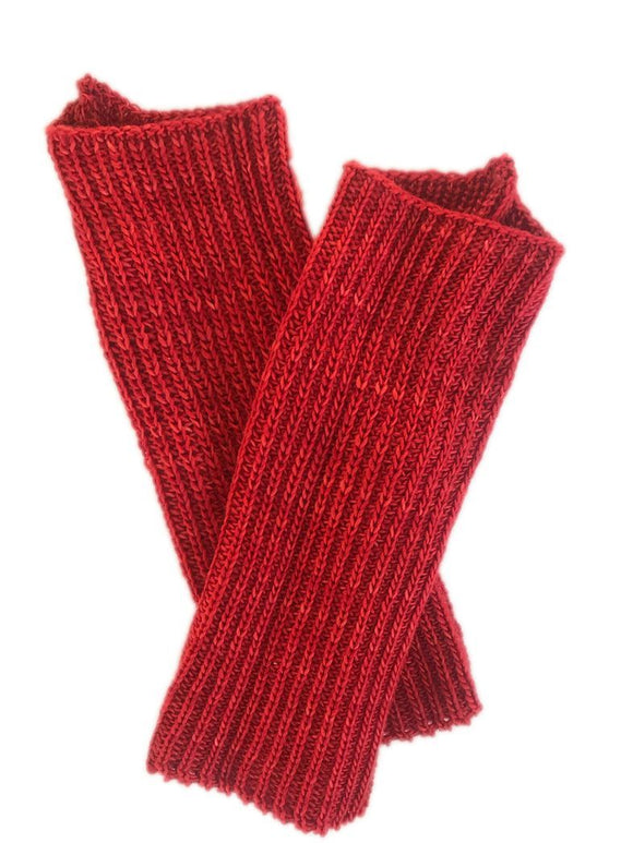 Wool Hand Warmers (Wrist length) by WRAPT