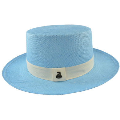 Boater Light Blue