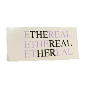 Ethereal Sticker