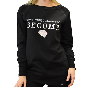 Choose to Become Crewneck