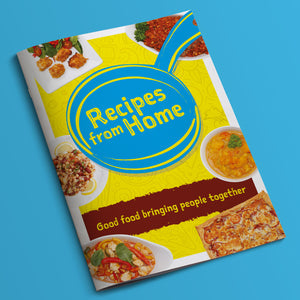 Recipes from Home Cookbook
