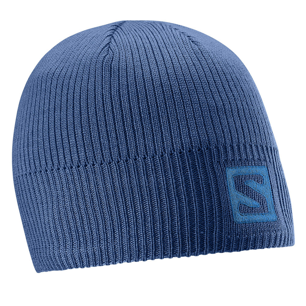 4d8386087dd Salomon Logo Beanie Hat – OutdoorMania