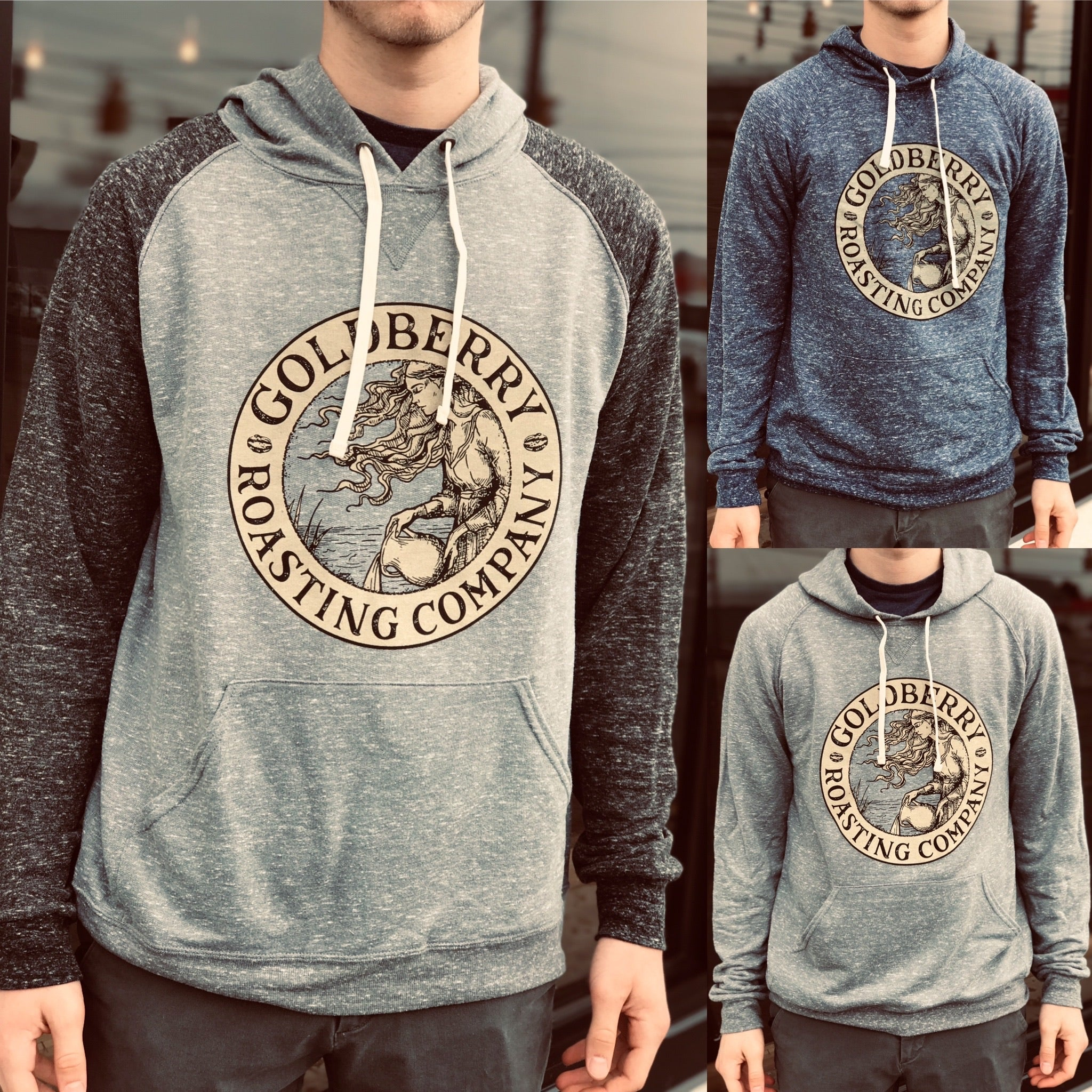 Goldberry Hoodies - Unisex