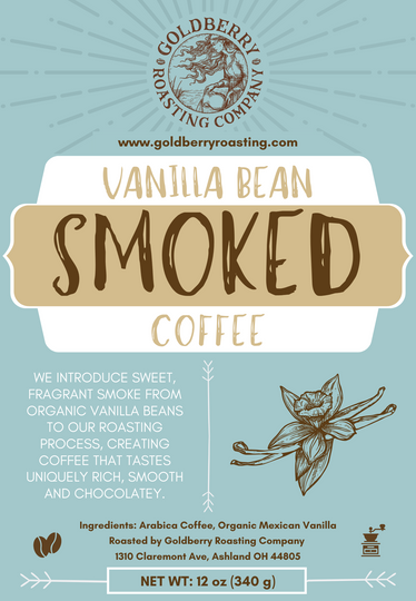 Wholesale - Vanilla Bean Smoked