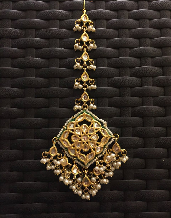 Magar Tikka - Ziva Art Jewellery