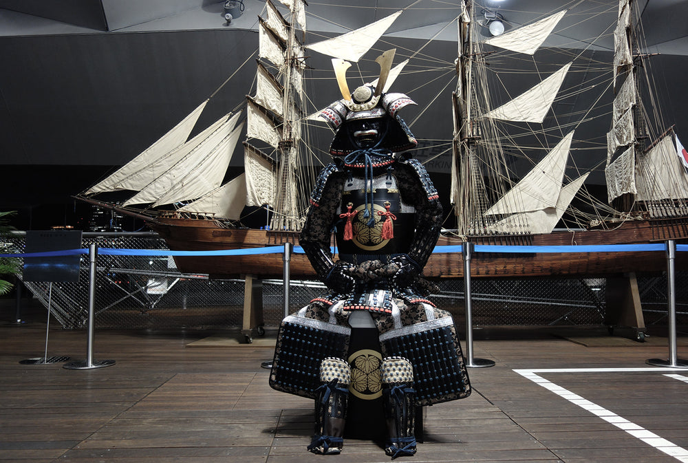 Samurai Armor Made in Japan