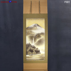 Hanging Scroll Mt. Fuji by Uchida Torin - Kakejiku F001