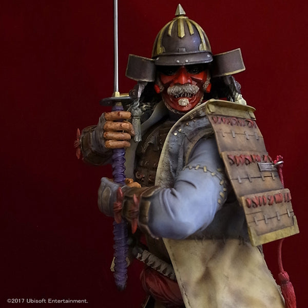 FOR HONOR 1/4 Scale KENSEI Samurai Statue - [SAMURAI STORE]