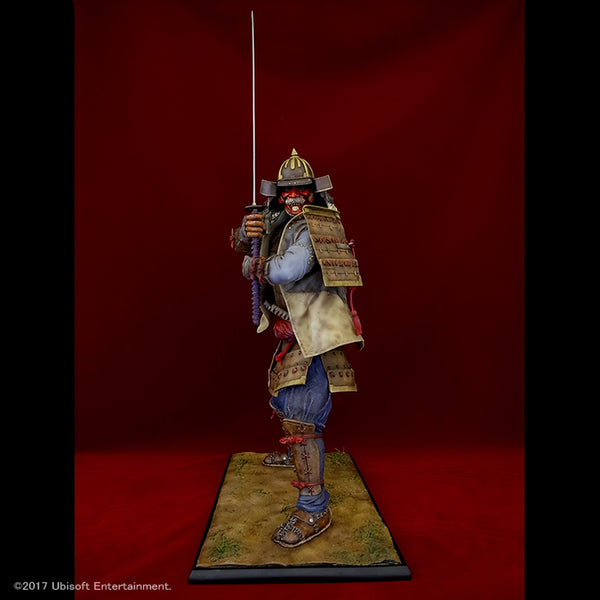 FOR HONOR 1/4 Scale KENSEI Samurai Statue - SAMURAI STORE