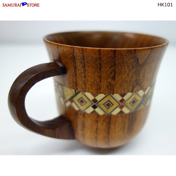 Yosegi Craft Mug Cup (HK101)
