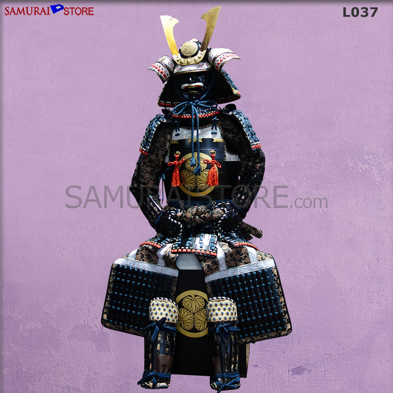 L037 DOU-GEN Suit of Armor Life-Size *The Best-seller - [SAMURAI STORE]