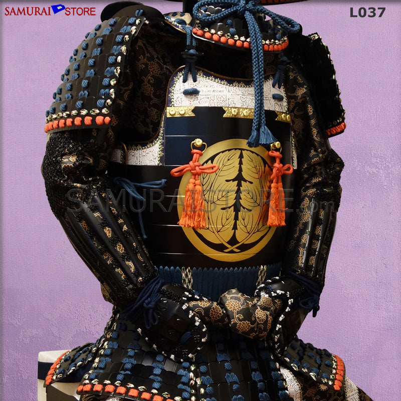 (Ready-To-Ship) L037 DOU-GEN Suit of Armor Life-Size *The Best-seller - SAMURAI STORE