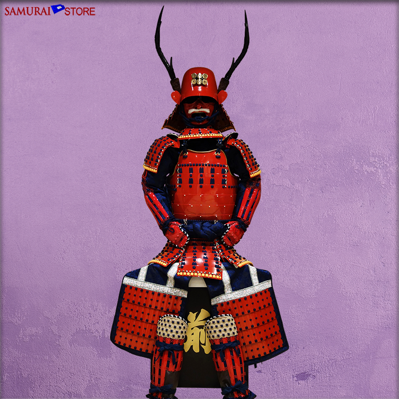 (Ready-To-Ship) L060 Sanada Yukimura Armor (E)