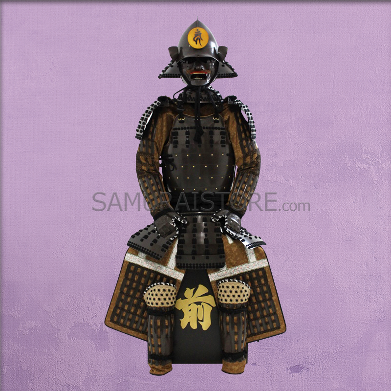 (Ready-To-Build) L073 Shinogi Armor - SAMURAI STORE