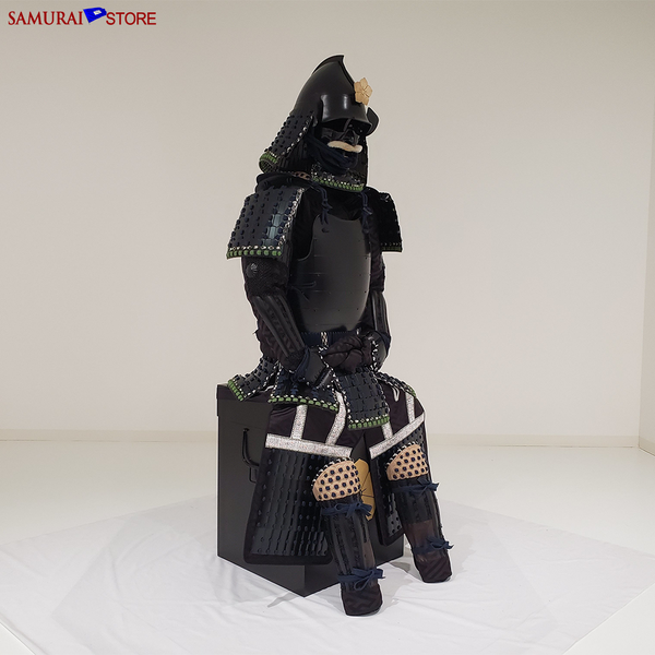 (Ready-To-Ship) AKECHI MITSUHIDE model Suit of Armor - SAMURAI STORE