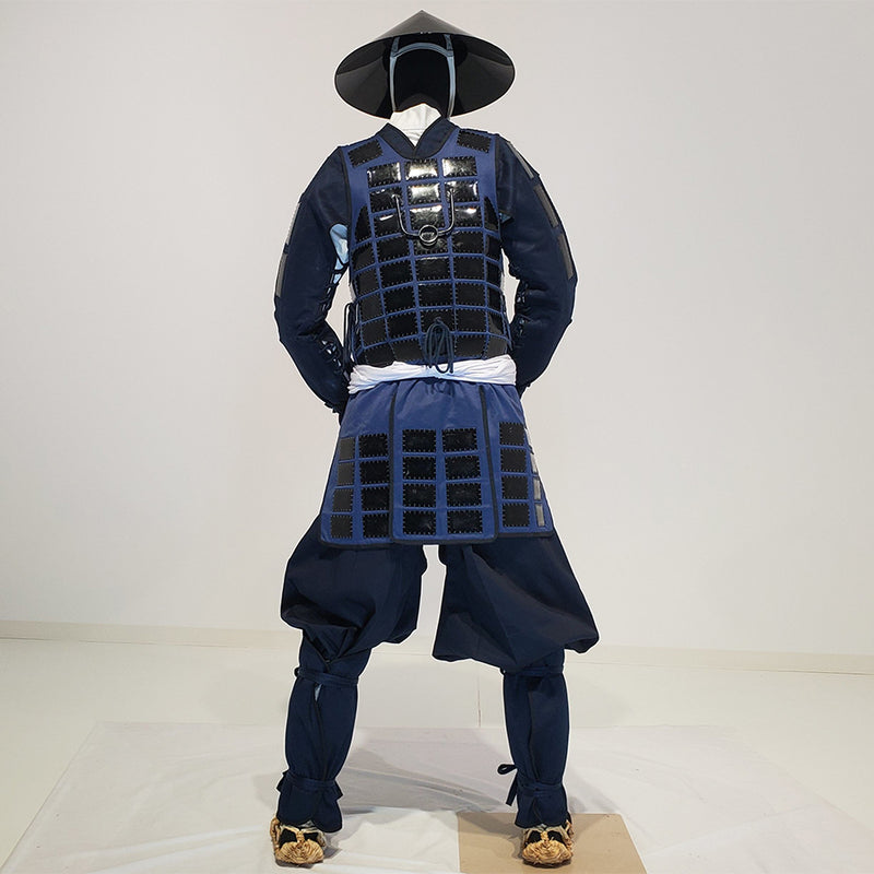 M004 Tatami Karuta folding Armor Complete Outfits Package BLACK