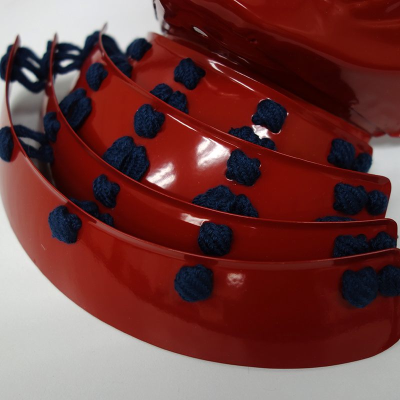 Mempo Mask Basic RED & BLUE (Ready-To-Ship) - SAMURAI STORE