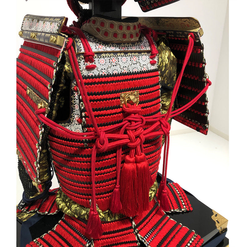 (Ready-To-Ship) N014 Luxurious Red Armor KURENAI