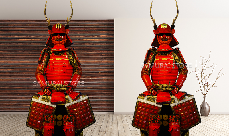 (Ready-To-Ship) Sanada Yukimura Heritage Reproduction - SAMURAI STORE