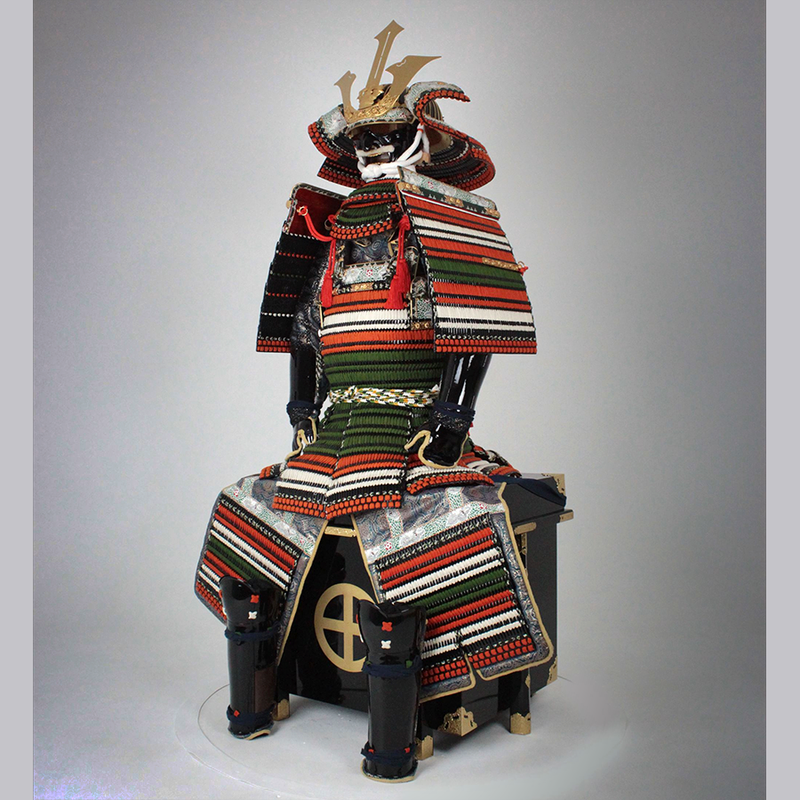Shimazu Takahisa Reproduction Armor