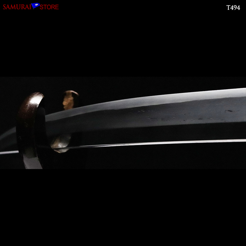 T494 Tanto Short Sword dagger - Antique