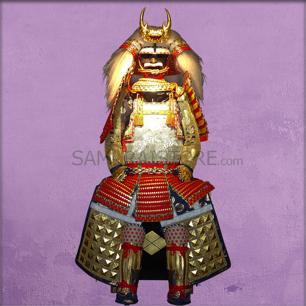 Takeda Shingen Reproduction - [SAMURAI STORE]