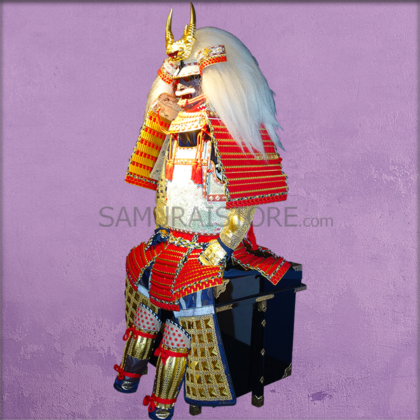Takeda Shingen Reproduction - SAMURAI STORE