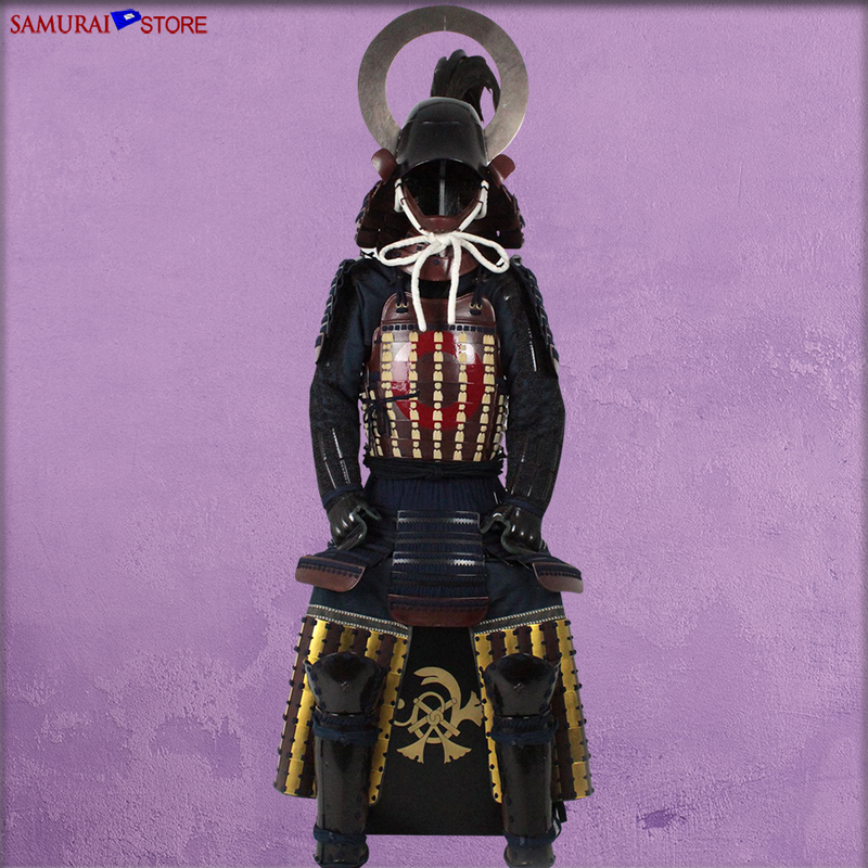 Warlord Tachibana Muneshige's Reproduction Armor