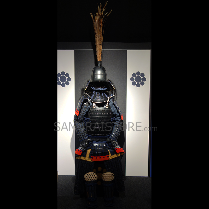 Hosokawa Tadaoki Reproduction Armor