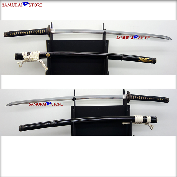 T809 Katana Tachi Long Sword TADAYOSHI - Antique - SAMURAI STORE