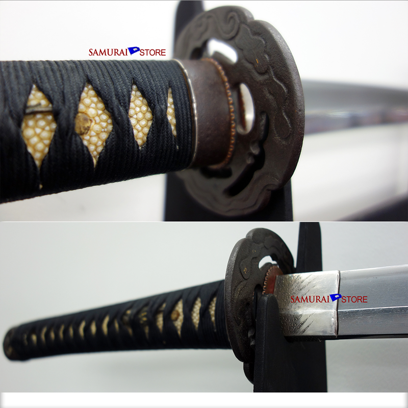 T809 Katana Tachi Long Sword TADAYOSHI - Antique - [SAMURAI STORE]