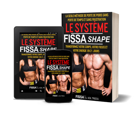 FISSA SHAPE - Fit en 21 JOURS