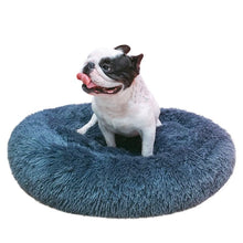 Load image into Gallery viewer, Donut Comfy Dog Bed UK