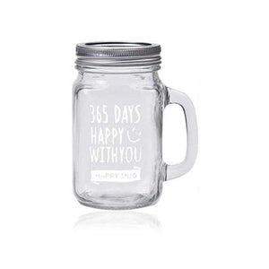 Mason Jar 365 Days - Smoothie Jar