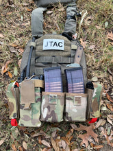 Load image into Gallery viewer, JTACtical solutions patent pending tuckable tourniquet pouch for active shooter, edc go bag