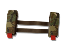 Load image into Gallery viewer, j tactical solutions tuckable tourniquet pouch will work with plate carriers, body armor and chest rigs